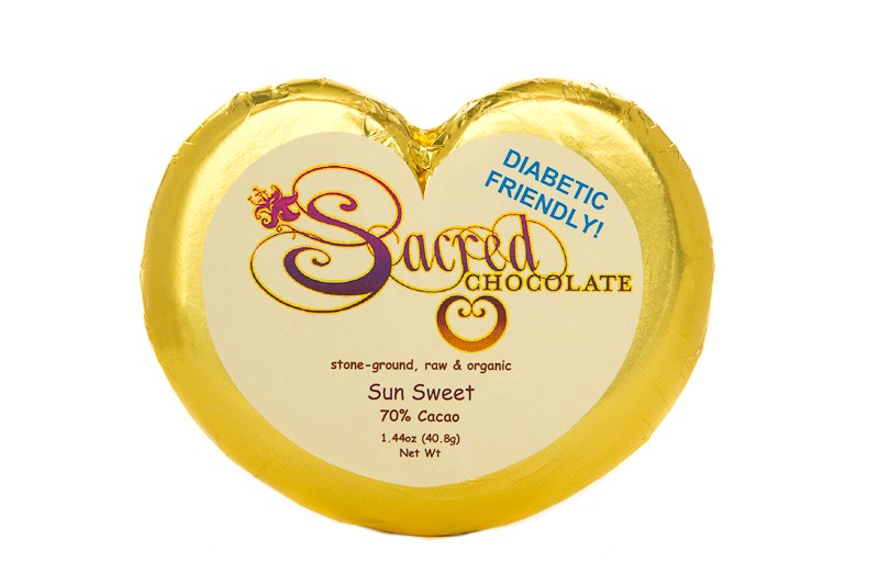 Sun Sweet Diabetic Friendly 1.44oz Heart Bar