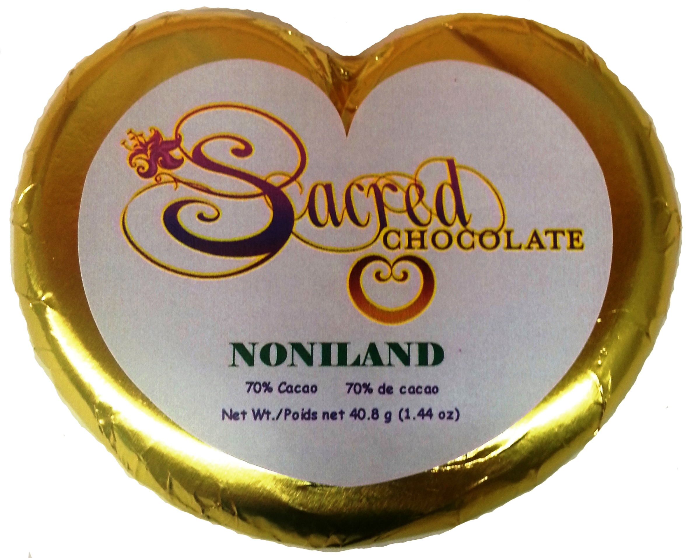Noniland - 1.44oz Heart Bar