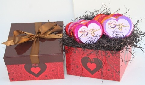 Twelve Sacred Hearts Sweetheart Gift Box