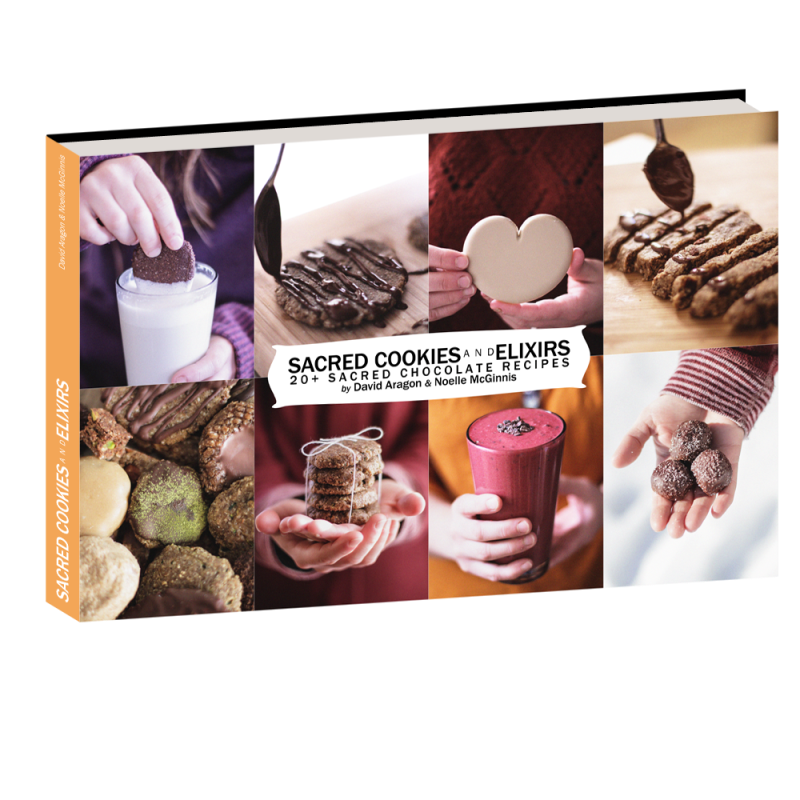 Sacred Cookies & Elixirs 20 Recipes E-Book