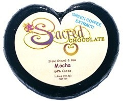 Mocha - 1.44oz Heart Bar