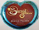 Jungle Peanut - 1.44oz Heart Bar